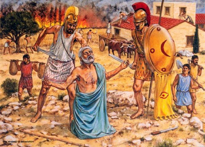 peloponnesian war and spartan warriors - the peloponnesian war was between the greek cities of athens and sparta due to the growing tensions that continued to grow between the two cities that eventually came to a breaking point.