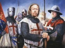 Richard I (The Lion Heart) During the 3rd Crusade