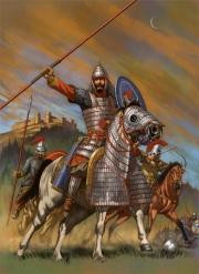 Belisario, sixth century AD