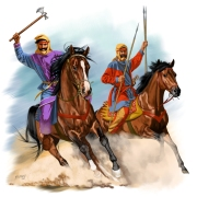 Persian Cavalry 4th Cen BC
