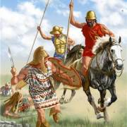 Theban Cavalry vs Thracian Swordsmen