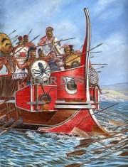 Greek hoplite marine V BC