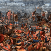 Battle of Adamclisi or the chariots year 101. Aftermath of the battle.